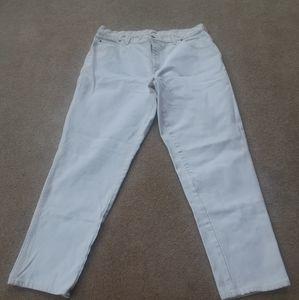 Vintage Lands' End Square Rigger(?) Twill Jeans